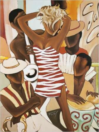 Various Musicos De Cuba