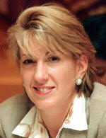 Carly Fiorina HP CEO and Chair 99-05