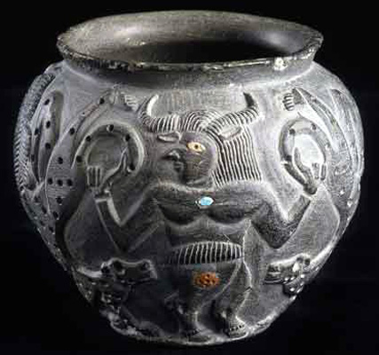 artefactos Jiroft de clorito