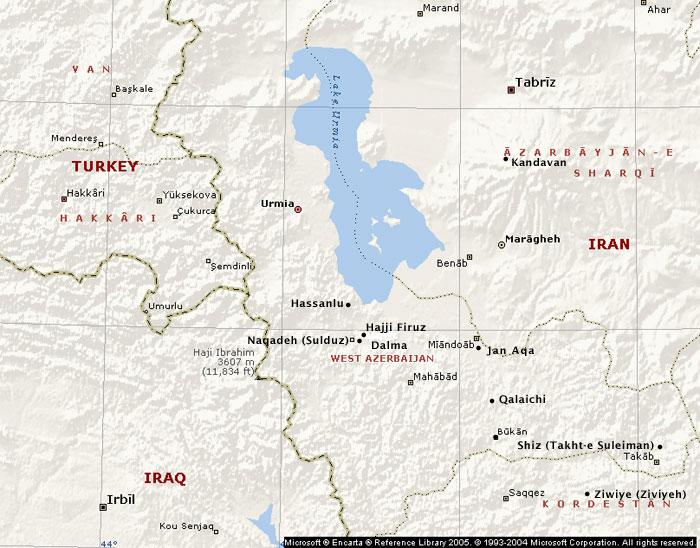 Lake Urmia AturPatakan Azerbaijan Azarbaijan Zagros