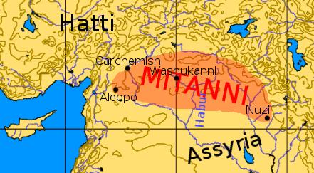 Image result for mitanni