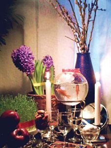 nowruz essay Banned for much of the soviet period, the festival of novruz – also, nowruz, nawruz and a few other alternatives – derives its name from the persian for new day.