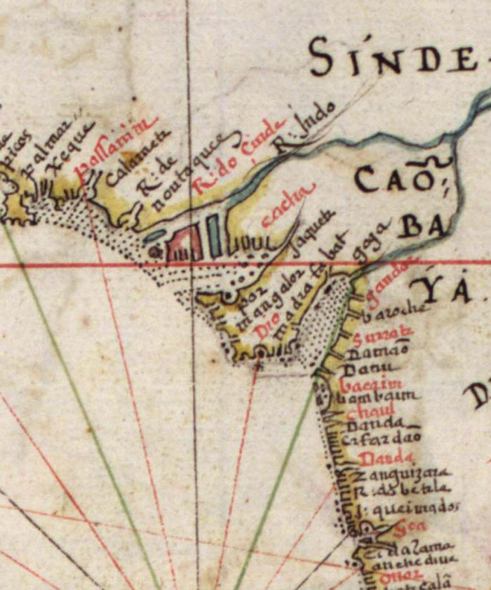 Parsi-Zoroastrian Settlement of the Konkan & Thana