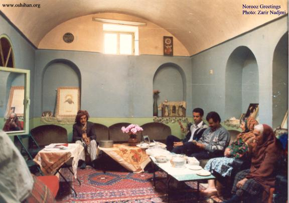 Norooz nawruz noruz no ruz nowruz page 3 zoroastrian new year visiting elders in a traditional iranian home m4hsunfo