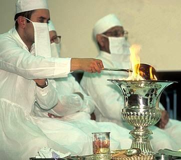 Zoroastrian Purification Ceremonies